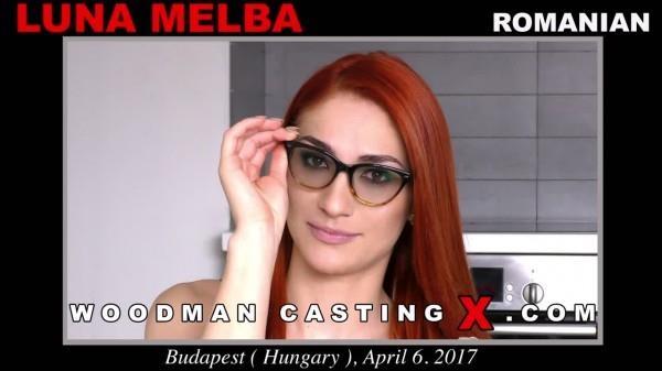 Luna Melba - Casting [WoodmanCastingX / SD]