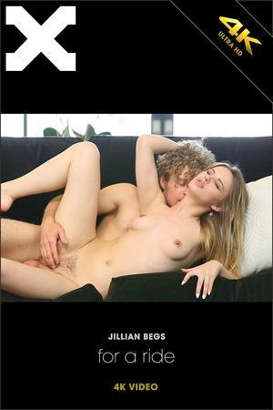 X-Art: Jillian Janson - Jillian Begs For A Ride (SD/544p/504 MB) 02.04.2017