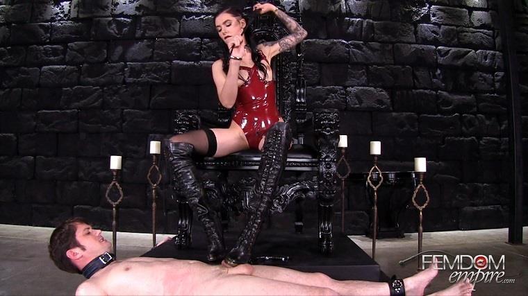 FemdomEmpire.com: Marley Brinx - Daily slave duties [FullHD] (983 MB)