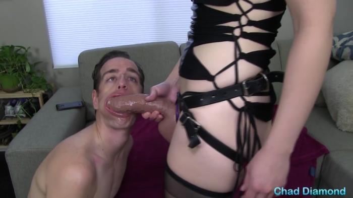 Sarah Shevon, Chad Diamond - Strapon Fuck FullHD 1080p
