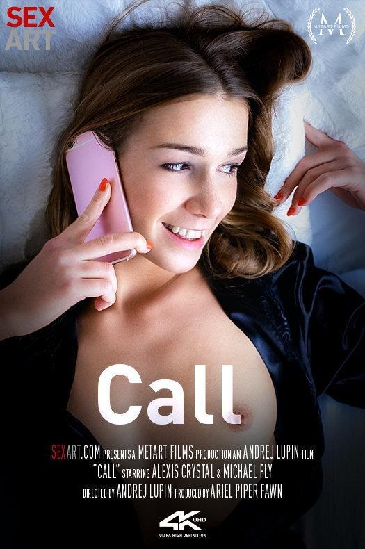 SexArt, MetArt: Alexis Crystal aka Anouk - Call (SD/360p/240 MB) 12.04.2017