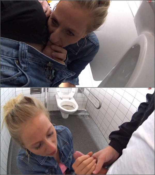 MDH: Skylabitch - Service-Oase auf Manner-WC (FullHD/2017)
