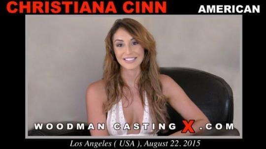 WoodmanCastingX: Christiana Cinn - Casting X 156 (SD/480p/542 MB) 24.04.2017