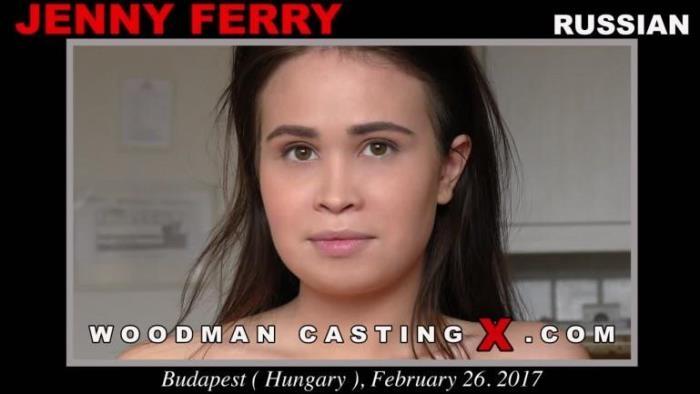 Jenny Ferry aka Jenny Fer - Casting with Russian Teen / 25-04-2017 (Woodmancastingx) [FullHD/1080p/AVI/1.01 GB] by XnotX