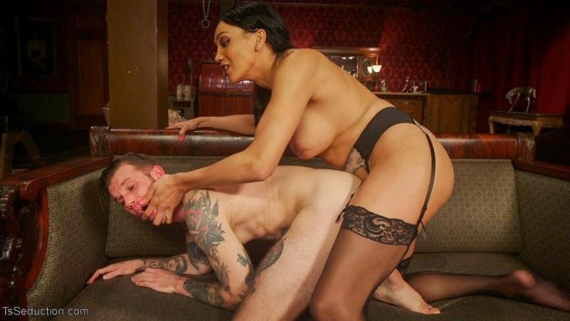 TsSeduction.com/Kink.com: Yasmin Lee & Will Havoc - The House Special: Yasmin Lee Treats Will Havoc To a Hard Surprise [SD] (352 MB)