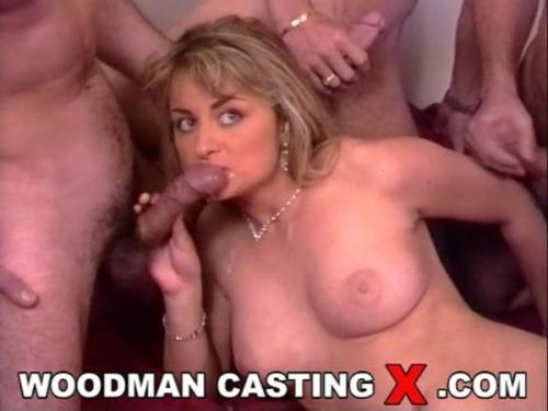WoodmanCastingX.com [Oceane - BTS - In bed with 3 men] SD, 540p