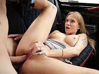 FemaleFakeTaxi.com - Angel Piaff - Tourist Pays Taxi Fare with Cum [SD, 480p]