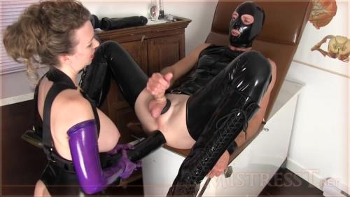 Mistress T - Huge Insertions Challenge [HD, 720p] [MistressT.net / Clips4sale.com]