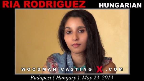 Ria Rodriguez - Casting X 175 - Updated [WoodmanCastingX.com] (SD, 540p)