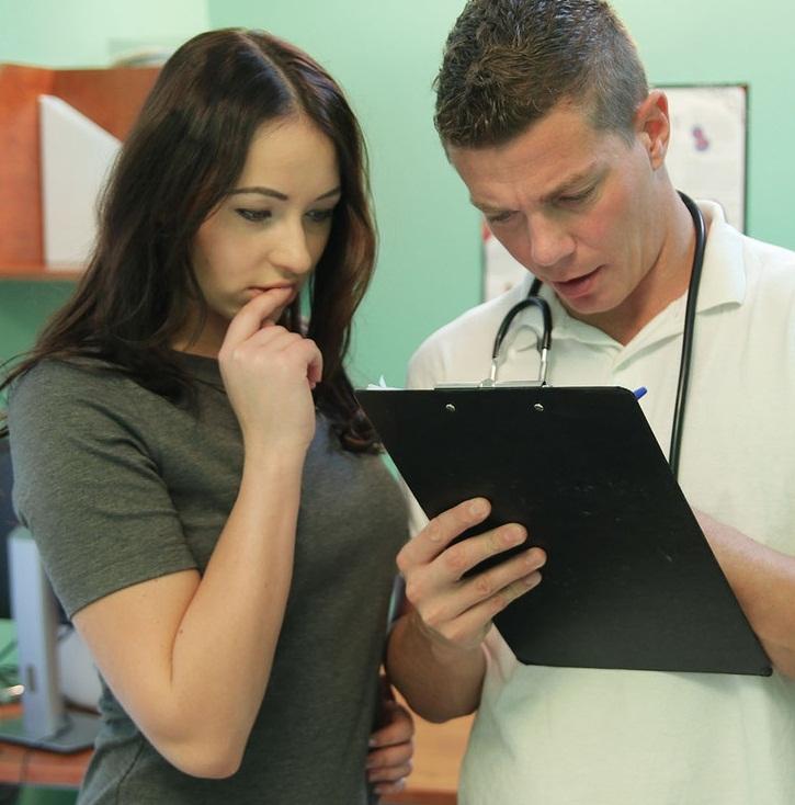 FakeHospital: Carolina Star - Frisky Russian Babe Loves Docs Cock  [FullHD 1080p] (1.40 GiB)