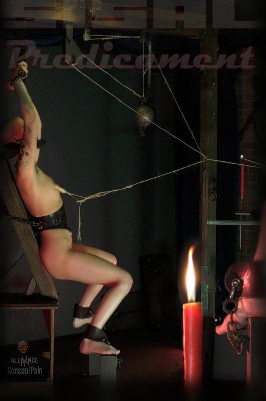 Abigail Dupree, Master James - Sisal Predicament (SensualPain) FullHD 1080p