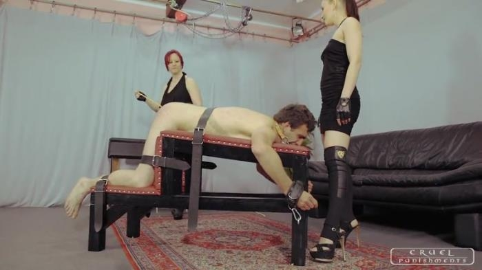 Three brutal punishments (Clips4sale, CruelPunishments) HD 720p