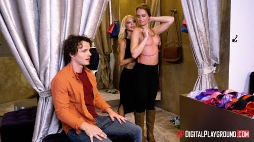 DigitalPlayground.com [Kenzie Reeves - Slippery Salesgirl] SD, 480p