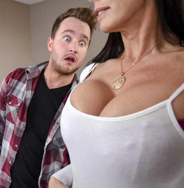 Reagan Foxx Whats That Doing In Your Closet? - MommyGotBoobs