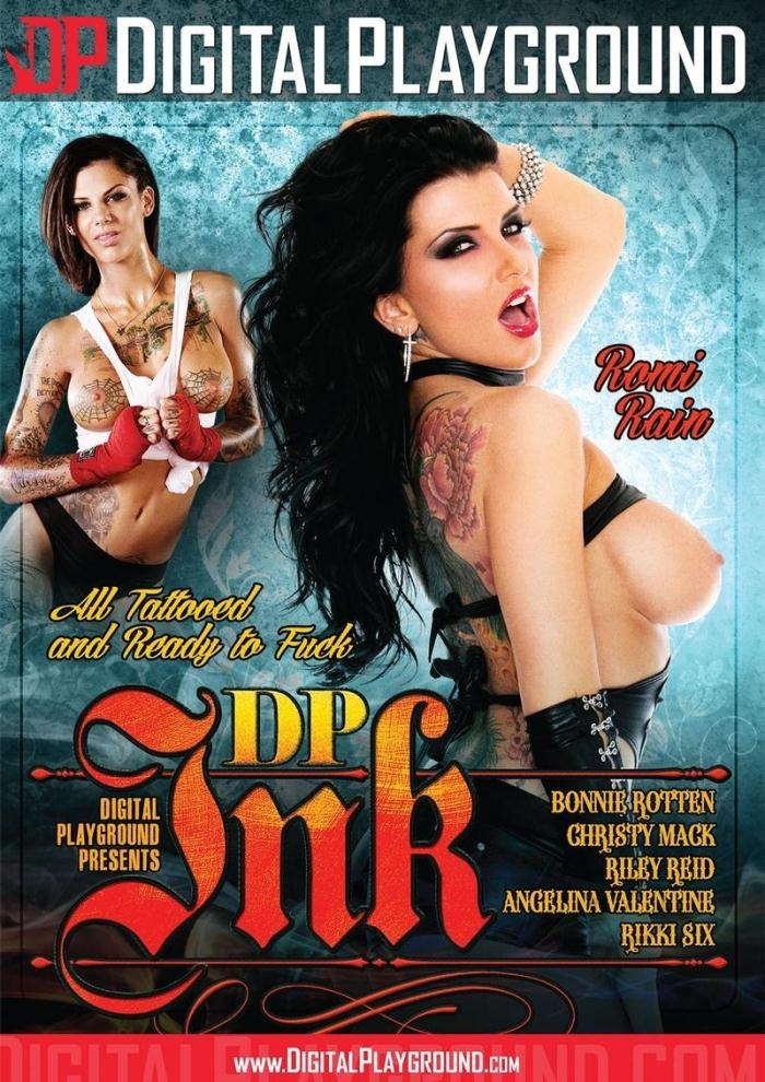 Digital Playground - Angelina Valentine, Bonnie Rotten, Christy Mack, Rikki Six, Riley Reid, Romi Rain [DP Ink] (DVDRip 406p)