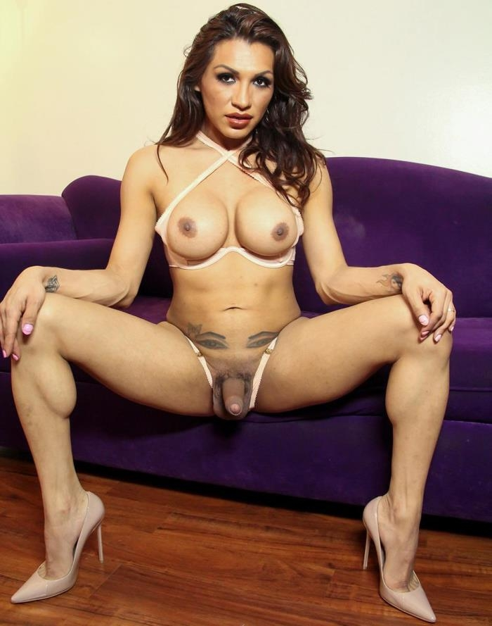 Jessy Dubai - Wild And Naughty Jessy (shemale.xxx) FullHD 1080p