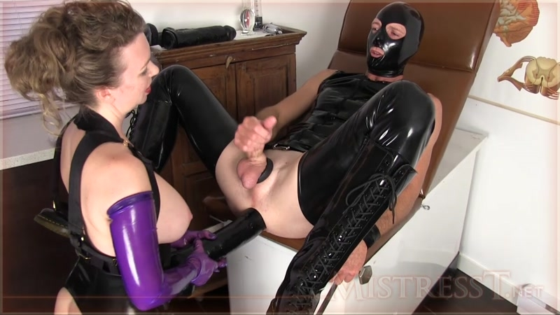 MistressT.net / Clips4sale.com: Mistress T - Huge Insertions Challenge [HD] (712 MB)
