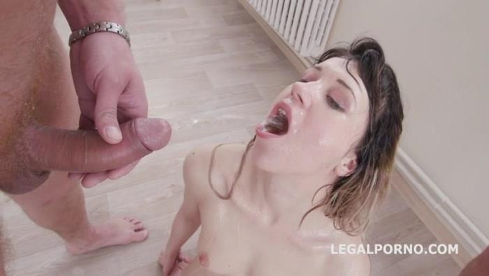 Soaking Wet with Monika Wild - GIO347 (LegalPorno) SD 480p