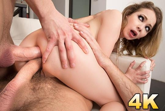 JulesJordan: Angel Smalls - It Takes A Double Anal, A Double Vag & A DP To Satisfy This Slut (SD/360p/276 MB) 17.04.2017