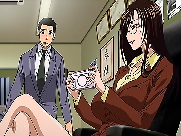 Hentai Girl - The Real Estate Agent [FullHD 1080p]