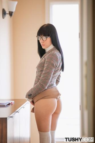 Tushy.com [Charlotte Sartre - Lessons in Discipline] SD, 480p