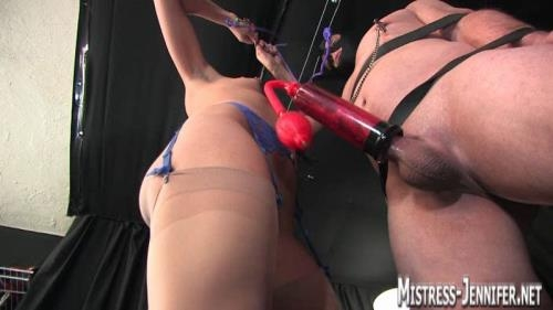 Mistress-Jennifer.net [Hard the Whole Time 1] SD, 396p