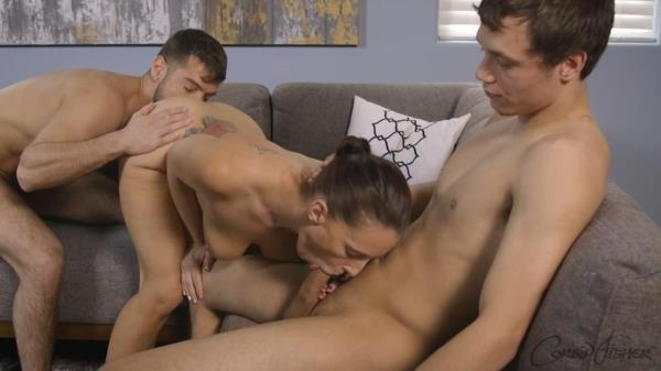 Thomas & Zachary's Bi Tag Team - CorbinFisher.com (HD, 720p)
