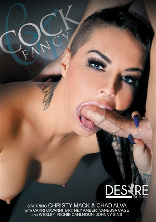 Desire Films - Britney Amber, Christy Mack, Capri Cavanni, Vanessa Cage, Johnny Sins, Richie Calhoun in Cock Fancy (WEBRip/SD 540p)