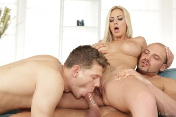 Nathaly Cherie, Eric Tomfor, Miky Bolt - The Other Man - Bi Empire (HD, 720p)