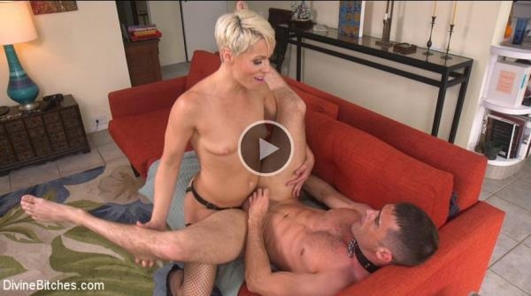 DivineBitches, Kink - Helena Locke, Lance Hart - Helena Locke Takes Down The Douchebag [HD, 720p]