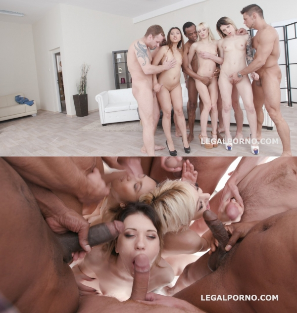 May Thai, Lola Shine, Monika Wild - Some Kind of Monsters Part#2 /See Description for more info/ GIO352 (LegalP0rno) [HD 720p]