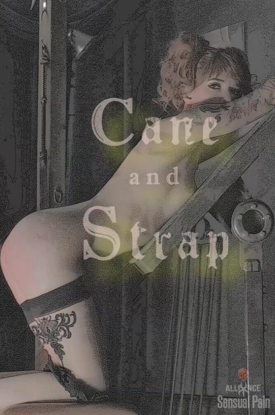 Abigail Dupree, Master James - Cane and Strap (SensualPain) FullHD 1080p