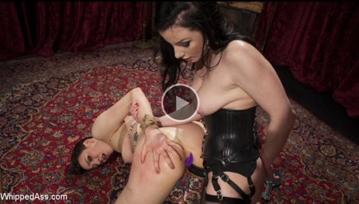 Veruca James, Lilith Luxe - Beat, Fisted, and Fucked!: Lilith Luxe submits to Veruca James (WhippedAss, Kink) HD 720p
