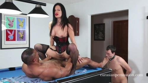 EurasianPersuasion.com [Miss Jasmine - Cuckie Meet Pool Boy 3] FullHD, 1080p