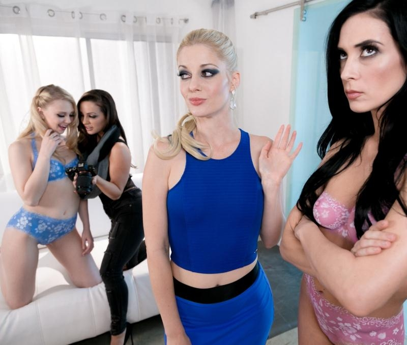 GirlsWay: Abigail Mac, Charlotte Stokely, Aiden Ashley, Lily Rader - Fashion Model 2: Doing Whatever It Takes  [HD 720p] (2.31 GiB)