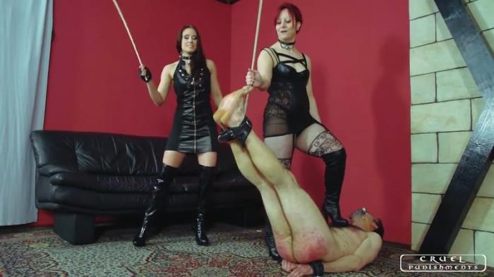 Hard Times with Maggie and Anette (Clips4sale, CruelPunishments) HD 720p
