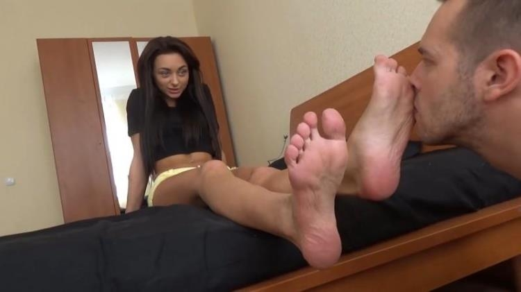 Ingrid's First Experience [Clips4sale, Under Girls Feet / HD]