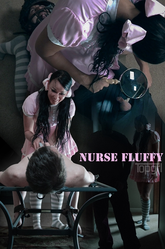TopGrl: Slave Fluffy, London River - Nurse Fluffy (HD/720p/3.25 GB) 24.04.2017