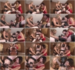 Alina Long, Sasha Sweet - Milking Slave 666 / 18-04-2017 (ClubDom) [FullHD/1080p/MP4/620 MB] by XnotX