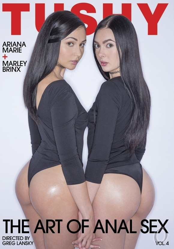 The Art of Anal Sex 4 [DVDRip] [Tushy.com]