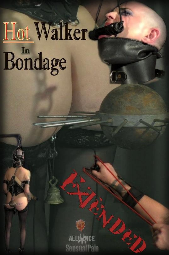 Hot Walker in Bondage extended (SensualPain) FullHD 1080p