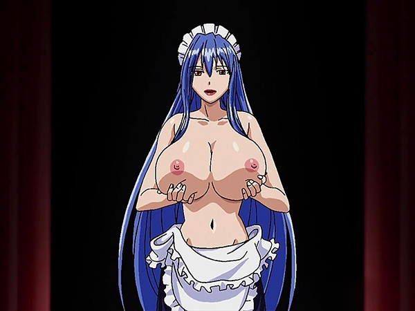 Hentai Girl - The Busty Maid (HentaiPros) [FullHD 1080p]