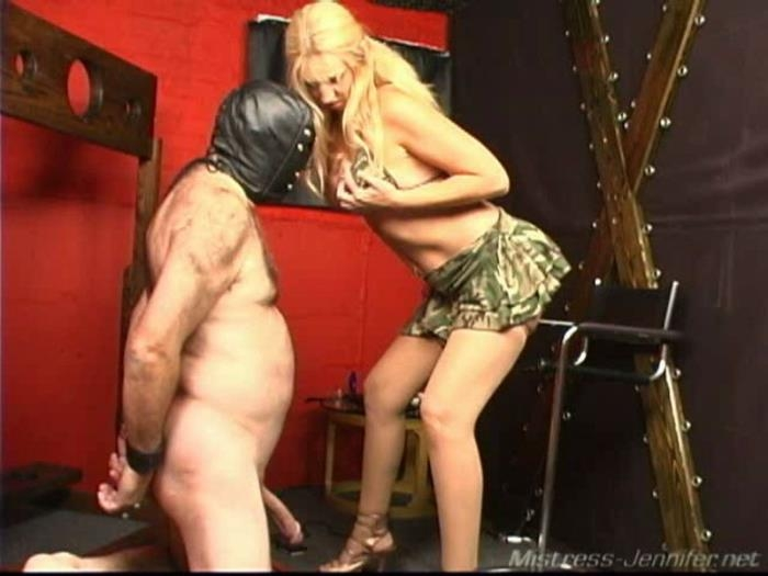 Hard to Torture 2 (Mistress-Jennifer) SD 480p