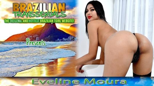 Brazilian-transsexuals: Eveline Moura - SWEET EVELINE MOURA (FullHD/1080p/845 MB) 02.04.2017