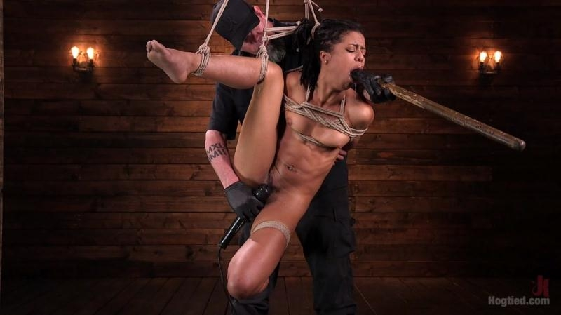 Hogtied/Kink: Kira Noir, The Pope - Brutal Predicament Bondage Devastates [HD 720p] (1.24 GB)