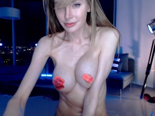 MyFreeCams: AleXis - Model Show 1 March (SD/480p/741 MB) 07.05.2017