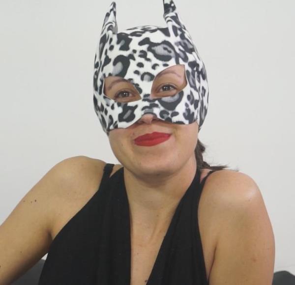 Cindy Cat - Naughty MMF threesome casting with sexy masked Italian Cindy Cat - CastingAllaItaliana.com / PornDoePremium.com (SD, 480p)