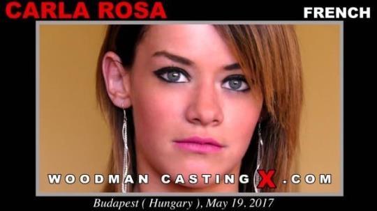WoodmanCastingX: Carla Rosa - Casting X 175 (SD/480p/579 MB) 27.05.2017