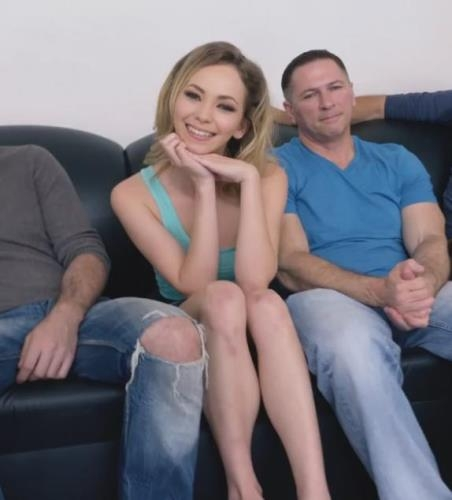 Bang! Casting / Bang.com [Angel Smalls - Angel Smalls Triple Penetration Bang Casting] SD, 540p