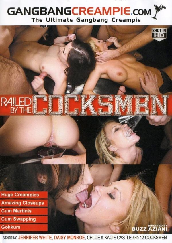 Railed By The Cocksmen (Gangbang Creampie/WEBRip/FullHD/1080p/4.97 GB) from Rapidgator